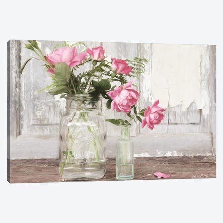 Eternal Beauty 3-Piece Canvas #LOD215} by Lori Deiter Canvas Wall Art