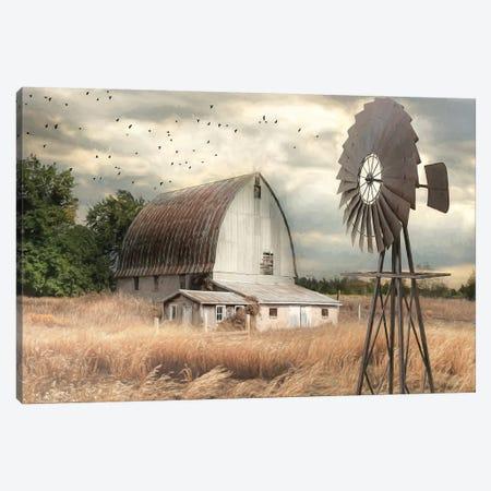 Henderson Bay Farm Canvas Print #LOD219} by Lori Deiter Canvas Art Print
