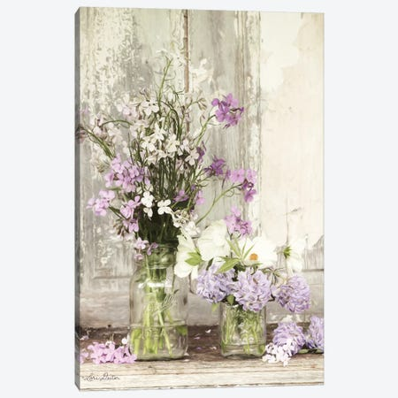Ordinary Beauty 3-Piece Canvas #LOD224} by Lori Deiter Canvas Art Print