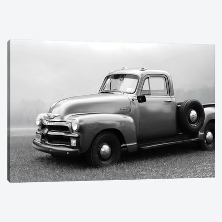 1954 Chevy Pick-Up Canvas Print #LOD230} by Lori Deiter Canvas Print