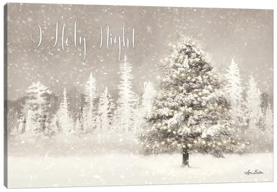 O Holy Night Canvas Art Print