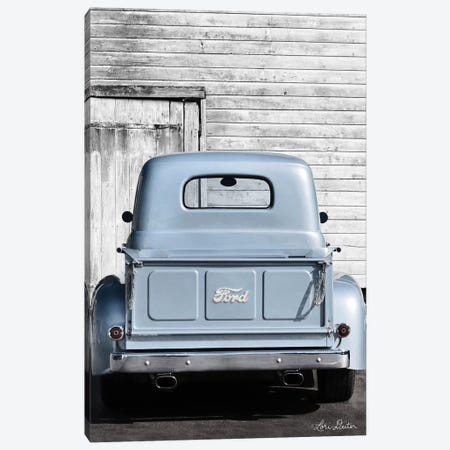 Get a Ford Canvas Print #LOD26} by Lori Deiter Canvas Print