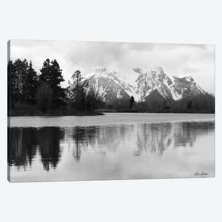 Oxbow Bend Canvas Print #LOD290} by Lori Deiter Canvas Art Print