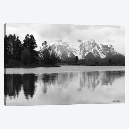Oxbow Bend Canvas Print #LOD290} by Lori Deiter Canvas Art Print