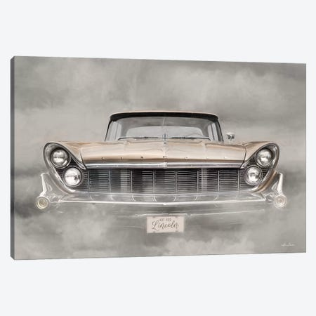 Hot Rod Lincoln Canvas Print #LOD309} by Lori Deiter Art Print