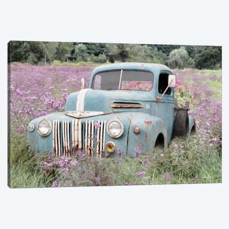 Truckload Of Happiness Canvas Print #LOD315} by Lori Deiter Canvas Print