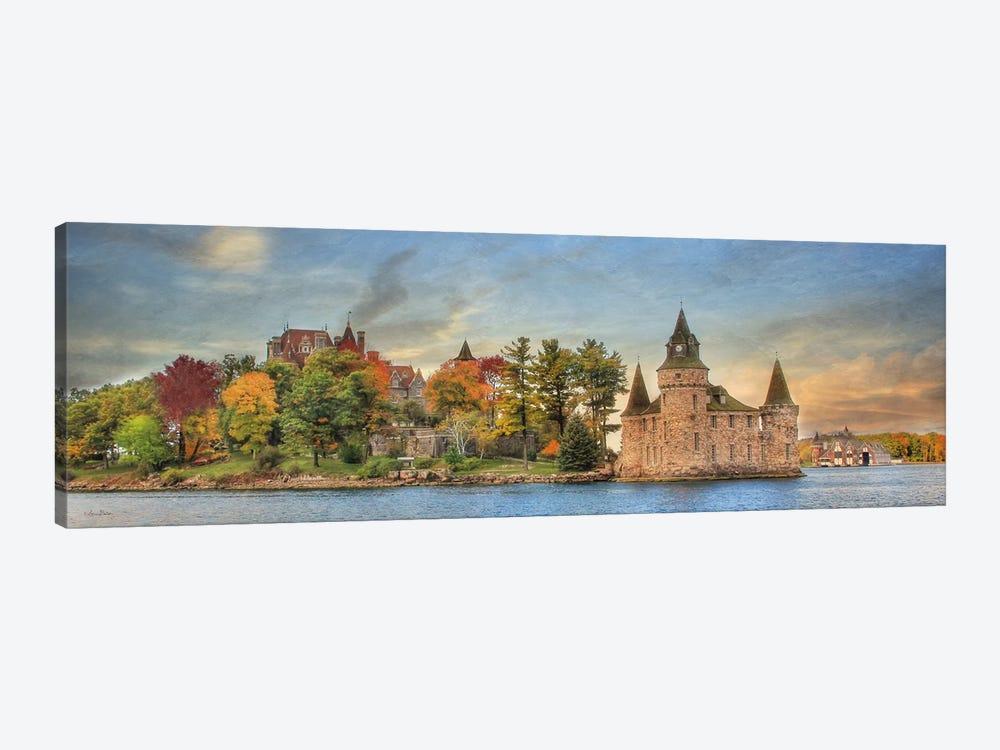 Autumn at the Castle by Lori Deiter 1-piece Canvas Artwork