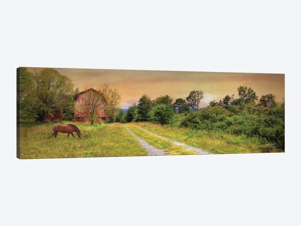Good Grazing by Lori Deiter 1-piece Canvas Art