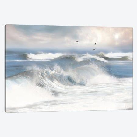 Seas the Day Canvas Print #LOD343} by Lori Deiter Canvas Print