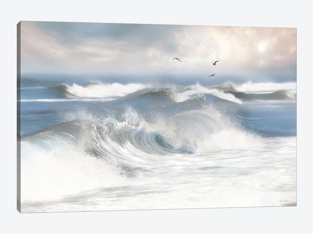 Seas the Day by Lori Deiter 1-piece Art Print