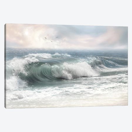 Sun and Surf II Canvas Print #LOD344} by Lori Deiter Canvas Art