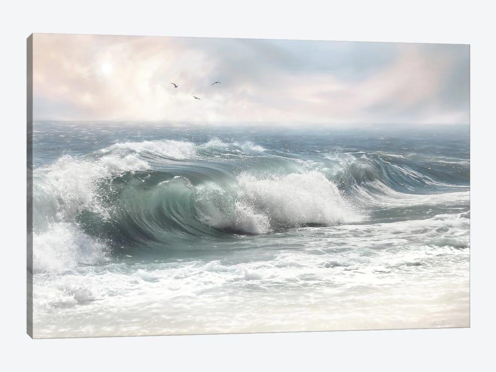 Sun and Surf II by Lori Deiter 1-piece Canvas Artwork