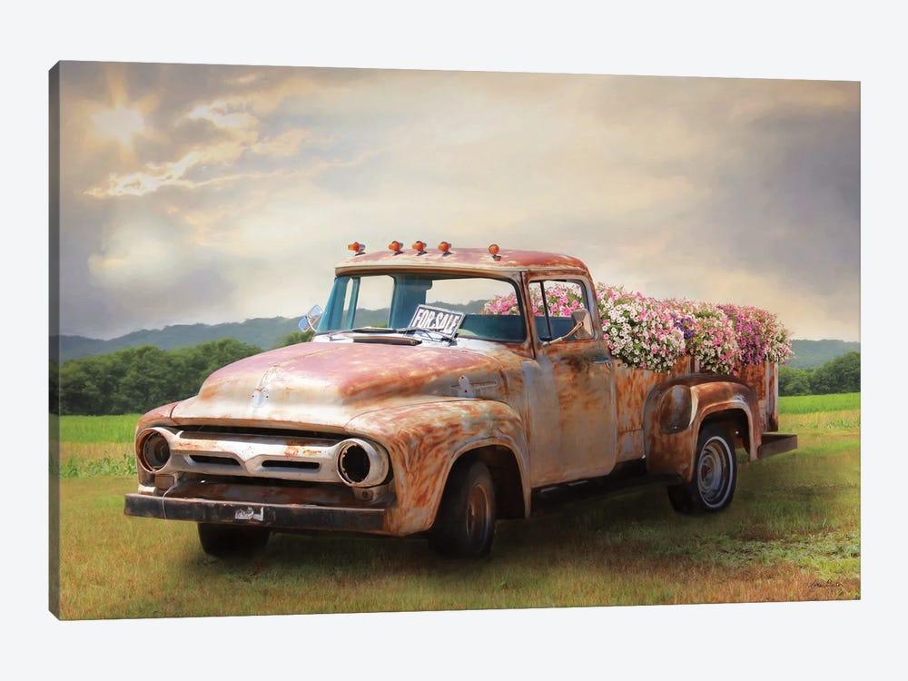 Truckload Of Beauty by Lori Deiter 1-piece Canvas Artwork