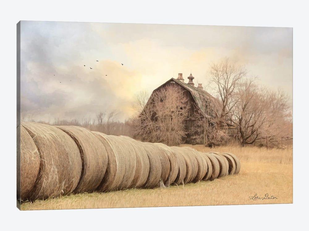 Good Day on the Farm by Lori Deiter 1-piece Canvas Art Print