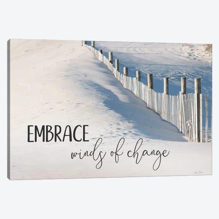 Embrace Winds Of Change Canvas Print #LOD366} by Lori Deiter Canvas Art