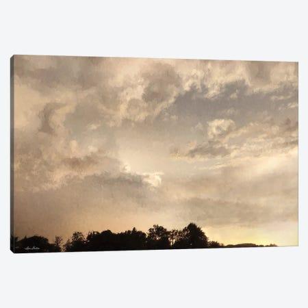 Bayside Sunset II Canvas Print #LOD386} by Lori Deiter Canvas Art