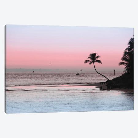 Cotton Candy Sunset Canvas Print #LOD415} by Lori Deiter Canvas Artwork