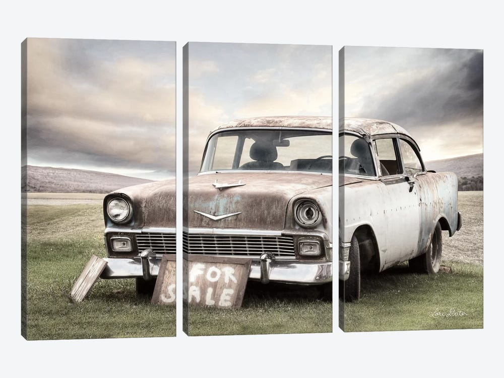Looking for Love by Lori Deiter 3-piece Canvas Print