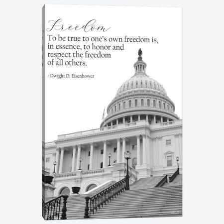 Freedom Canvas Print #LOD427} by Lori Deiter Art Print