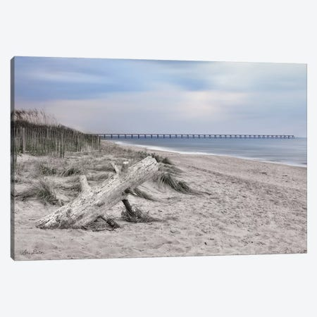 Outer Banks Beach  Canvas Print #LOD49} by Lori Deiter Canvas Artwork
