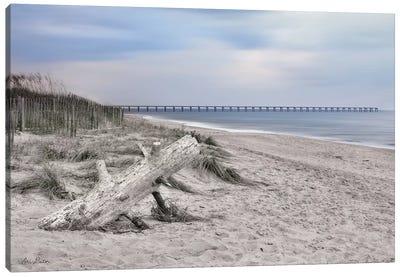 Outer Banks Beach  Canvas Art Print