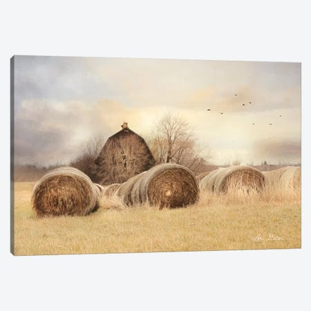 Thank a Farmer Canvas Print #LOD64} by Lori Deiter Canvas Print
