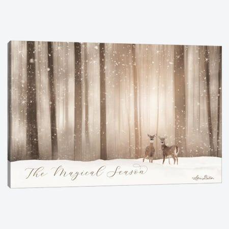 The Magical Season Canvas Print #LOD66} by Lori Deiter Art Print