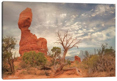 Arches National Park II Canvas Art Print