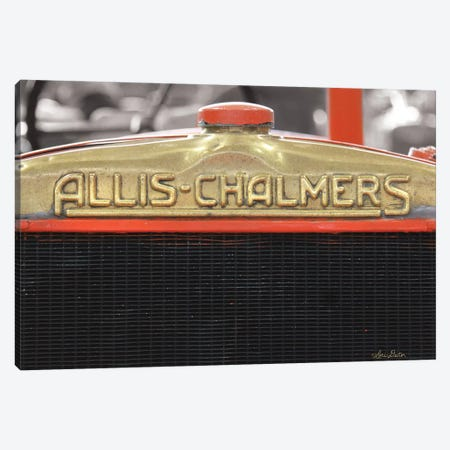 Allis-Chalmers Canvas Print #LOD76} by Lori Deiter Canvas Wall Art