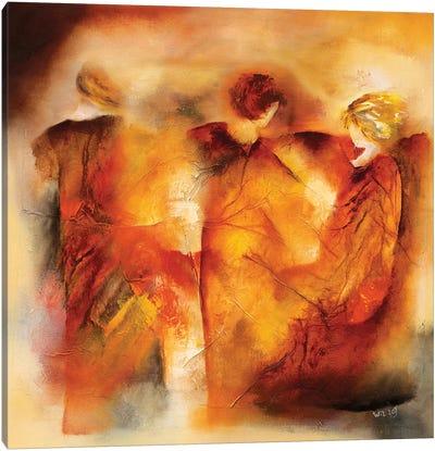 Meet Together II Canvas Art Print
