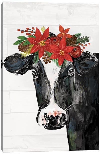 Country Christmas III Canvas Art Print