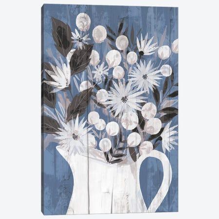 Everyday Farm Butterflies IV Canvas Print #LOH46} by Loni Harris Canvas Print