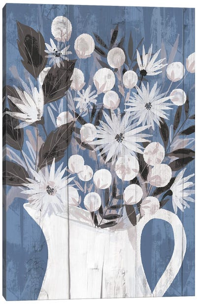 Everyday Farm Butterflies IV Canvas Art Print