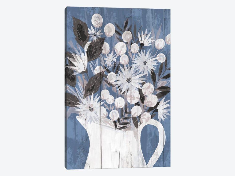 Everyday Farm Butterflies IV by Loni Harris 1-piece Canvas Artwork