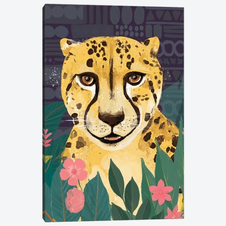 Jungle Fever I Canvas Print #LOH51} by Loni Harris Canvas Print