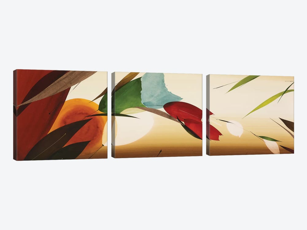 Fall Collection I by Lola Abellan 3-piece Canvas Artwork