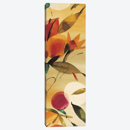 Fiesta Primaveral I Canvas Print #LOL14} by Lola Abellan Canvas Artwork