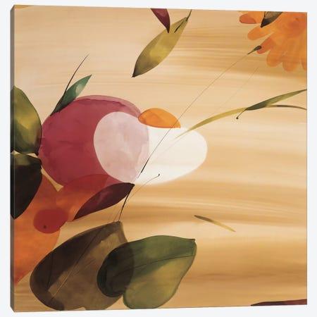 Floral Inspiration I Canvas Print #LOL15} by Lola Abellan Canvas Wall Art