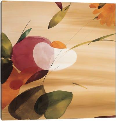 Floral Inspiration I Canvas Art Print