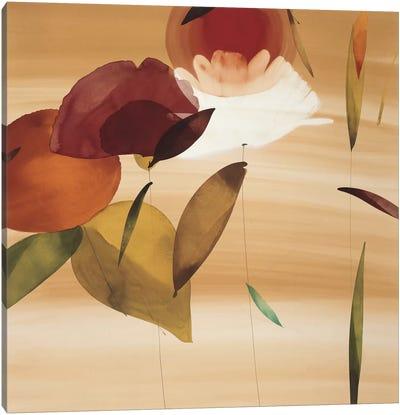 Floral Inspiration II Canvas Art Print