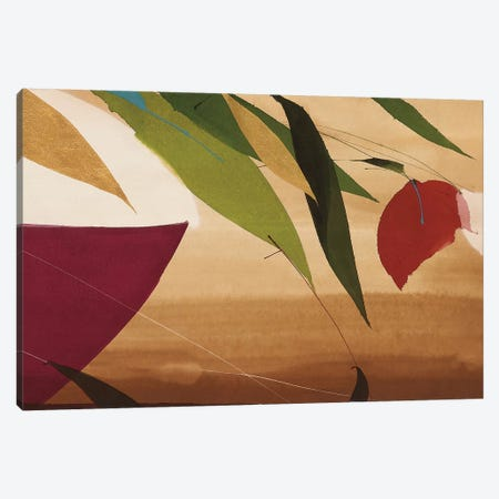 Flores Frescas I Canvas Print #LOL17} by Lola Abellan Canvas Artwork