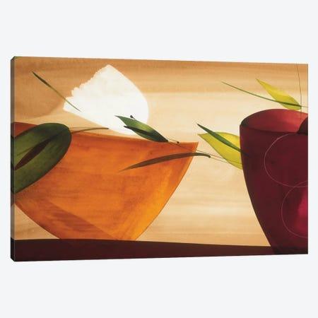 Flores Frescas II Canvas Print #LOL18} by Lola Abellan Canvas Art Print