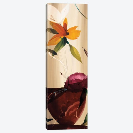 My Favorite Bouquet II Canvas Print #LOL26} by Lola Abellan Canvas Print