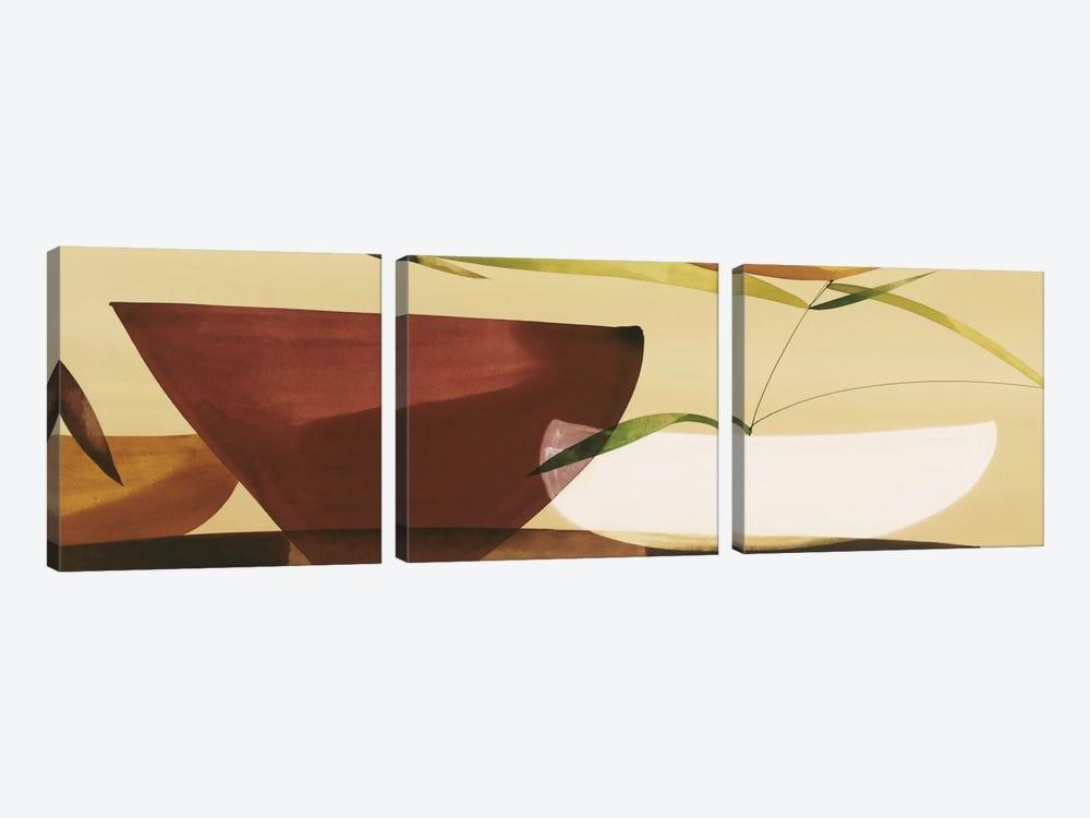 Secillez Oriental II by Lola Abellan 3-piece Canvas Art