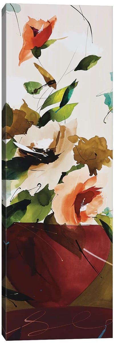 Sensitivity Canvas Art Print