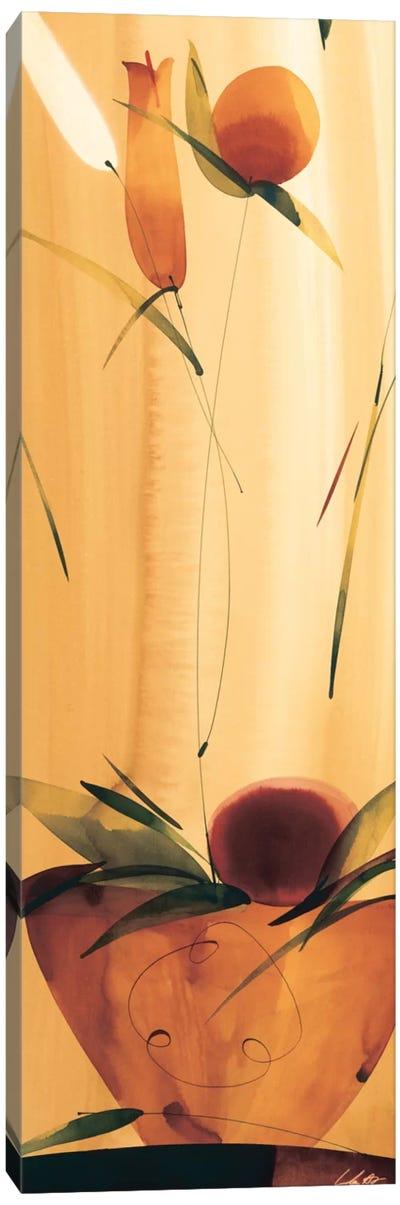 Slender Florals I Canvas Art Print