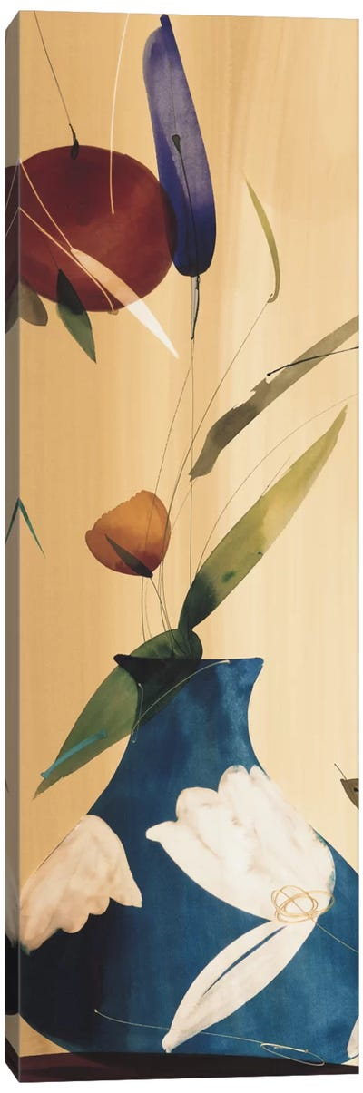 Splendid Bouquet I Canvas Art Print