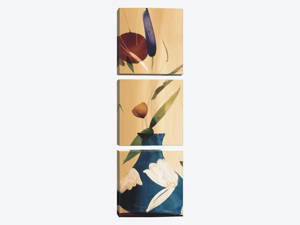 Splendid Bouquet I by Lola Abellan 3-piece Canvas Artwork