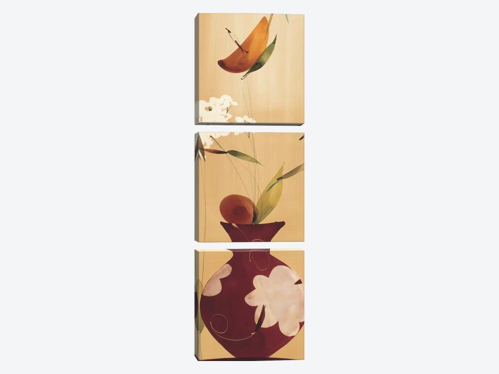Splendid Bouquet II by Lola Abellan 3-piece Canvas Print