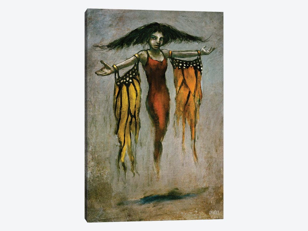 The Monarch by Leith O'Malley 1-piece Canvas Art Print